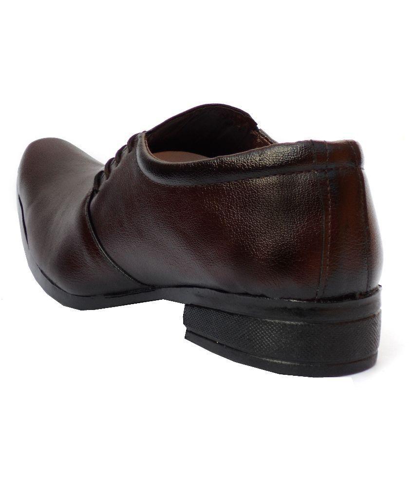 ... Black Field Brown Formal Shoes ...