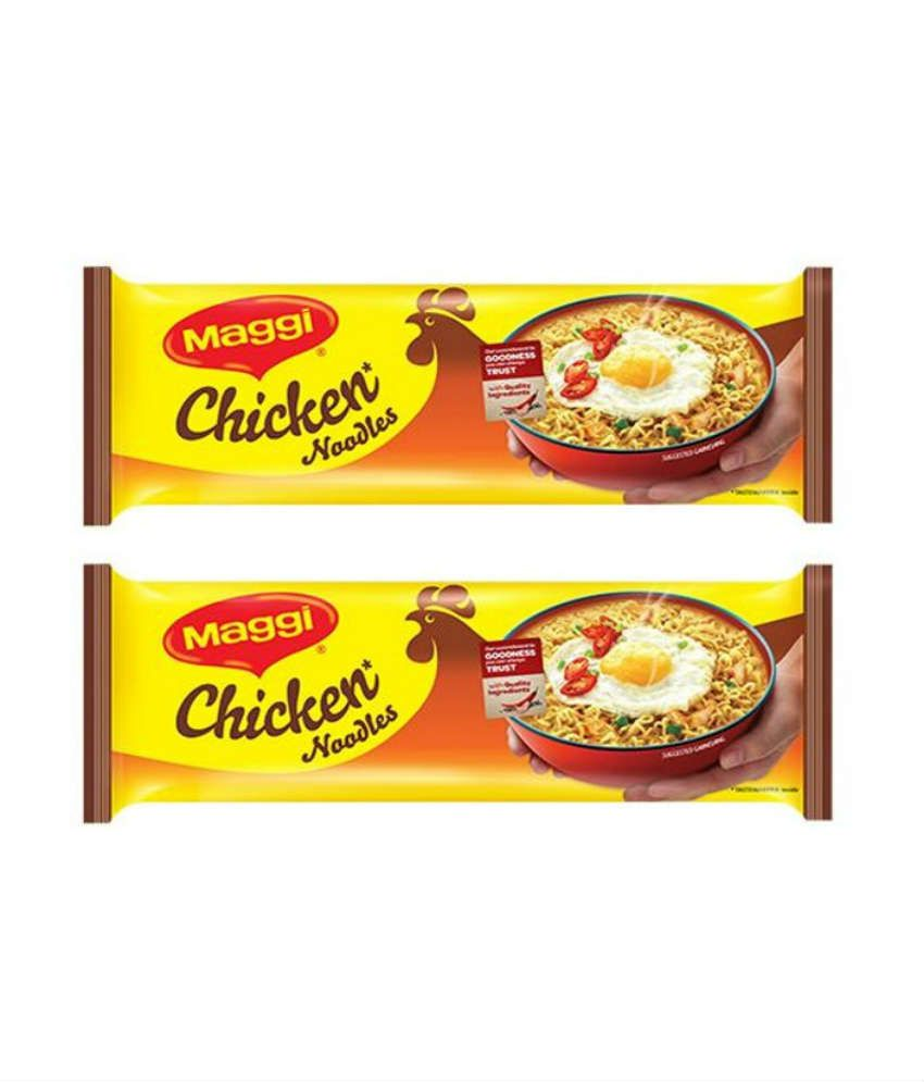 MAGGI Chicken Noodles 284gm x 2 packs