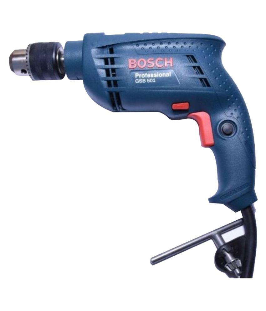 bosch gsb 501 13mm professional impact drill motor buy bosch gsb 501 13mm professional impact. Black Bedroom Furniture Sets. Home Design Ideas