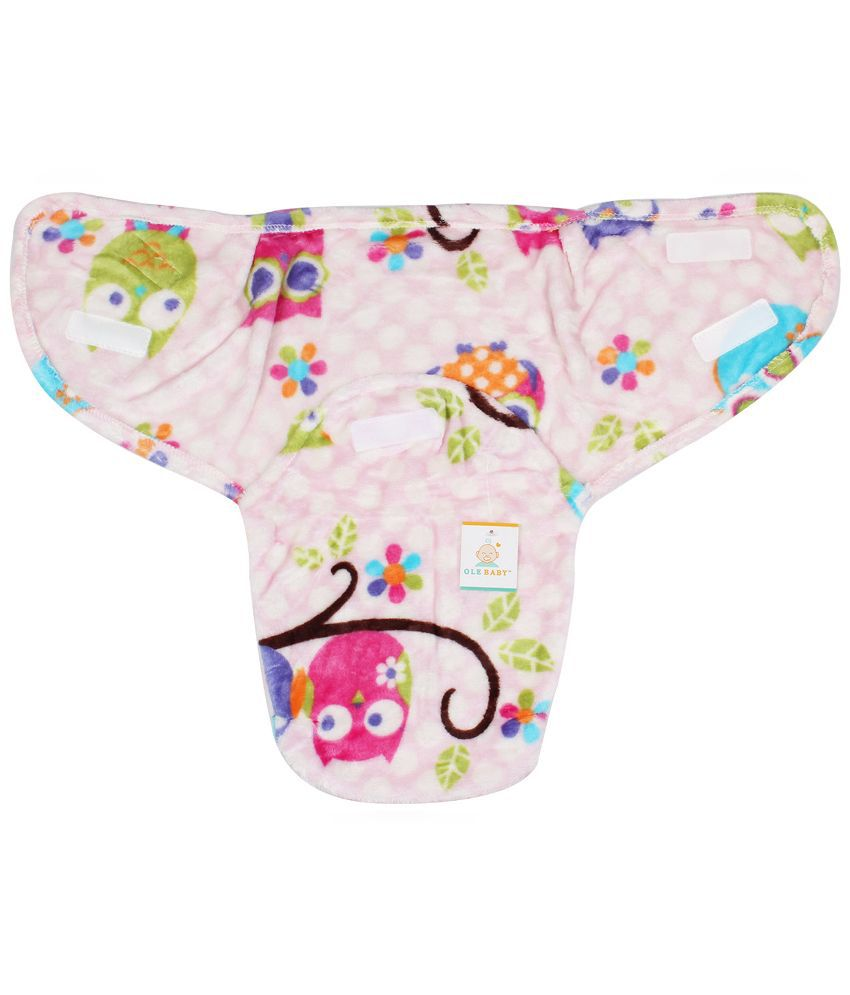 Ole Baby Multi Color Baby Wraps
