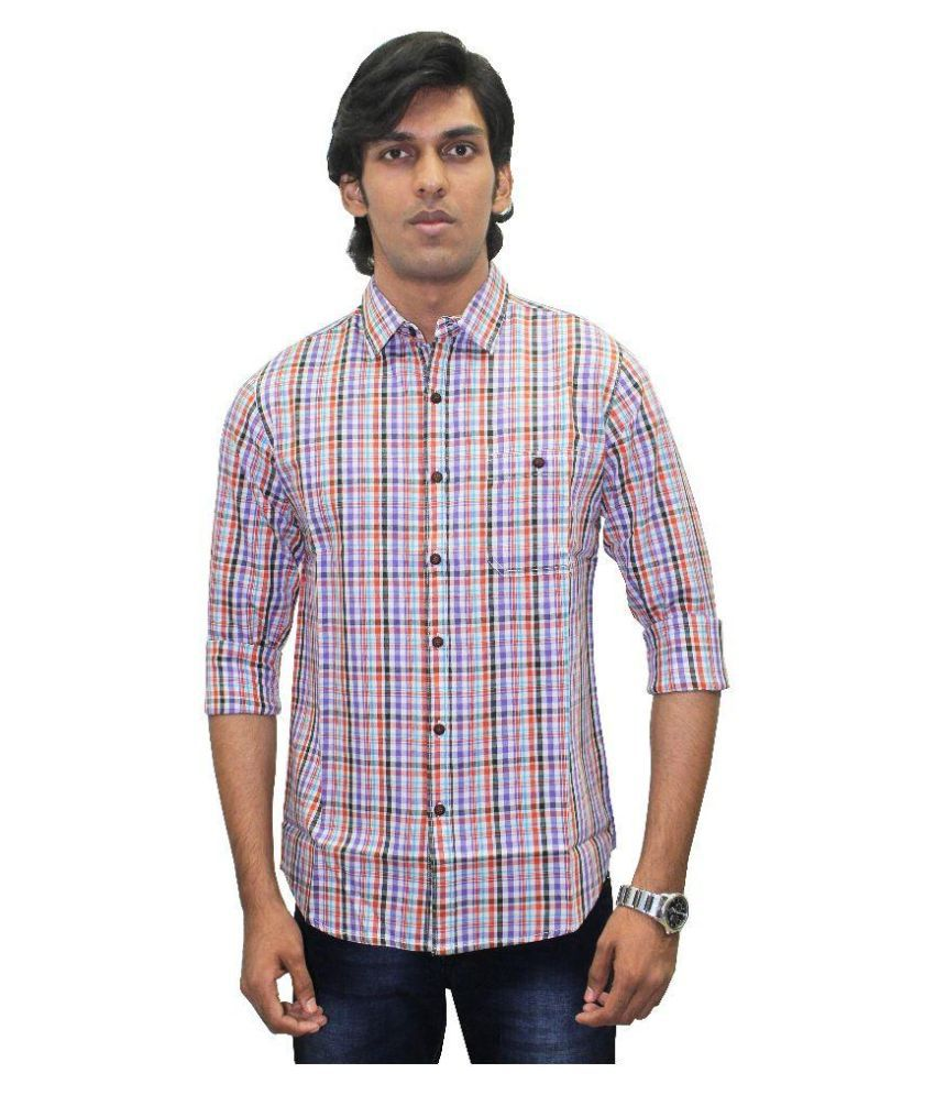 Southbay Multi Casuals Slim Fit Shirt