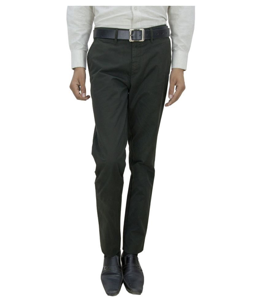 Integration Grey Slim Fit Chinos