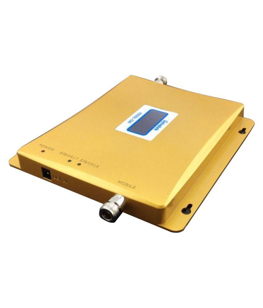 Lintratek KW20L-GW 900-2100Mhz Dual Band Repeater 3200 RJ11
