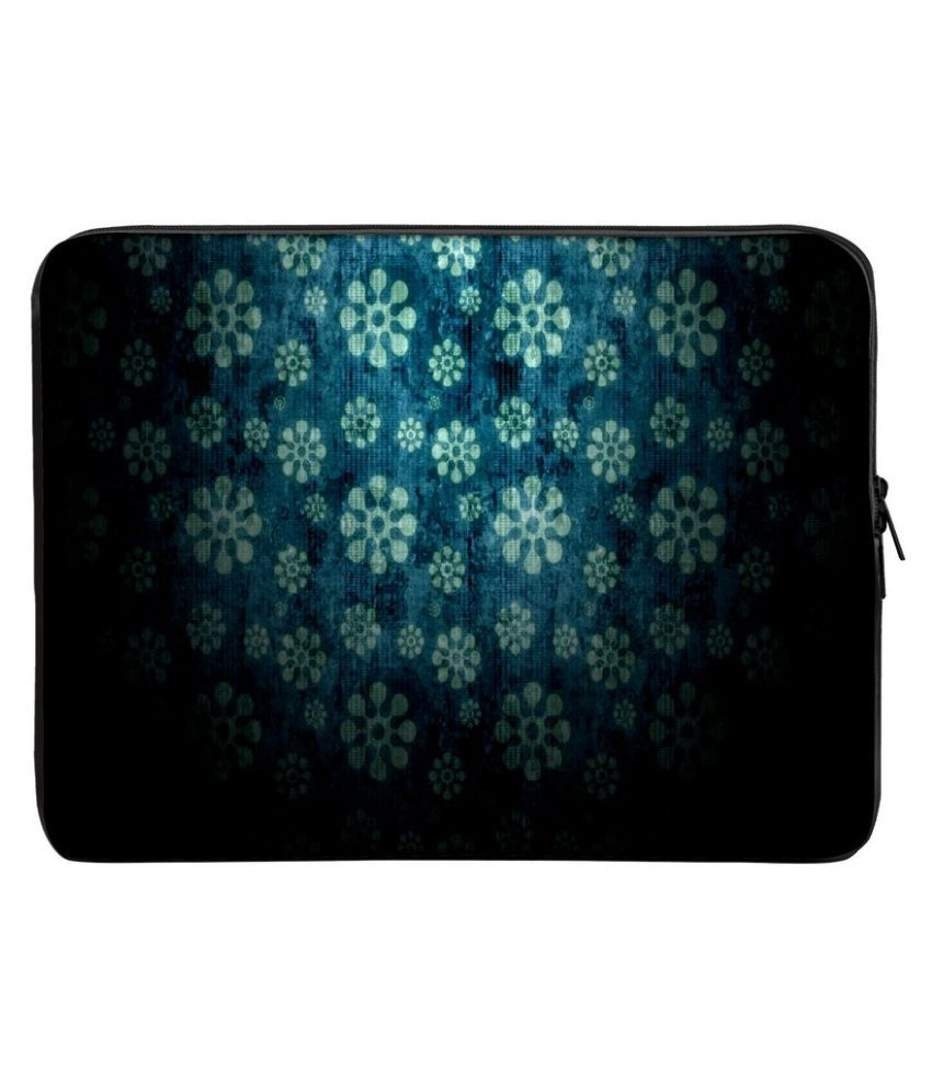 Panda Creation PC_027 Multicolor Polyester Laptop Sleeve