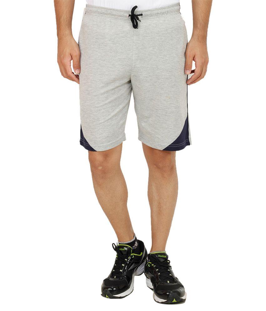Sanvi Traders Grey Shorts