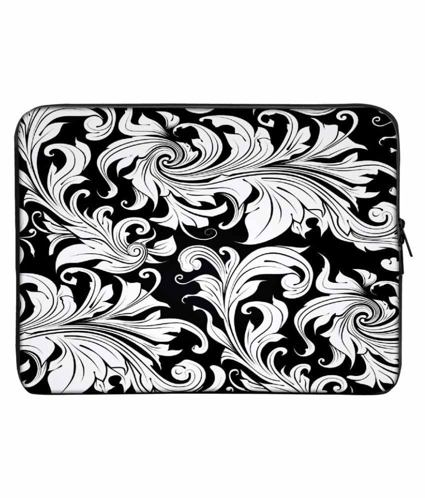 Panda Creation PC_128 Multicolor Polyester Laptop Sleeve