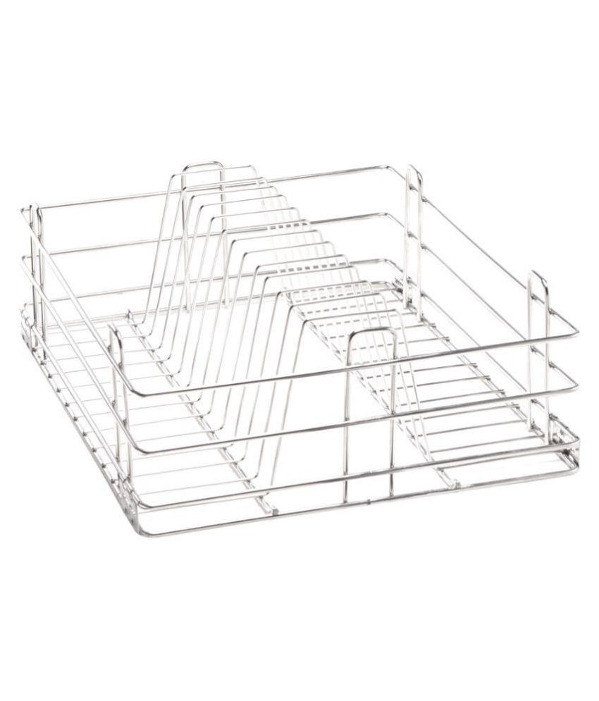 buy sapphire stainless steel kitchen basket online at low price in