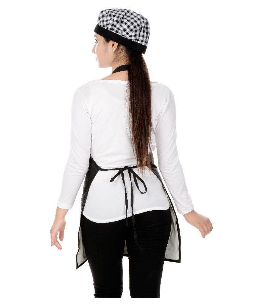Buy white apron online - Switchon Single Polyester Apron Switchon Single Polyester Apron