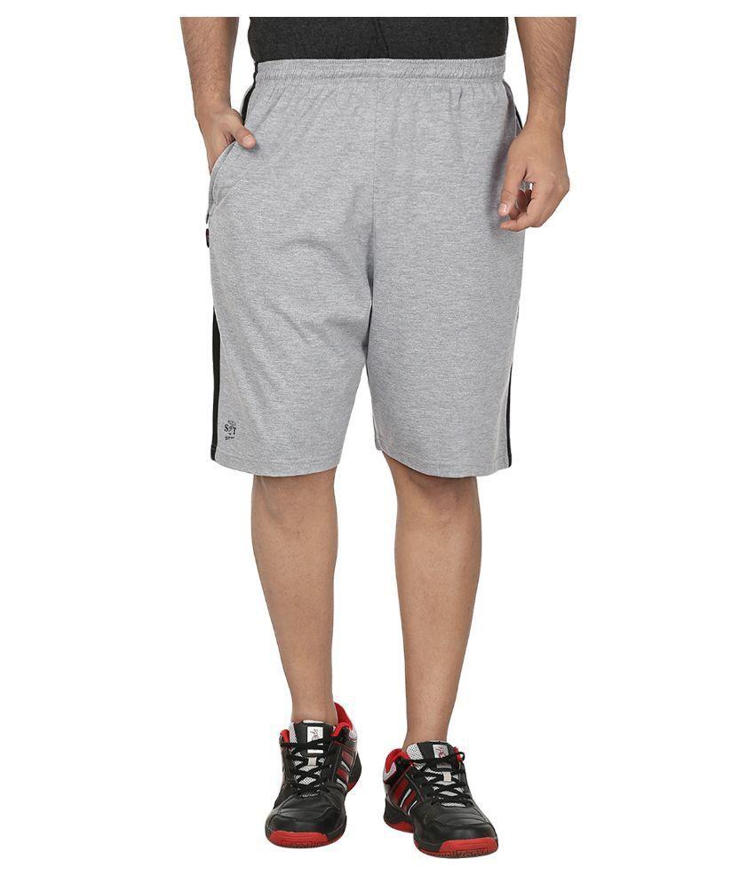 SST Grey Shorts