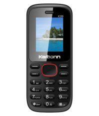 Karbonn K199 ( Below 256 MB Black )