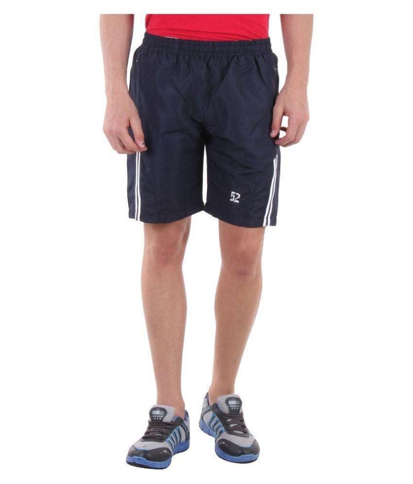 Sports 52 Wear Navy Shorts