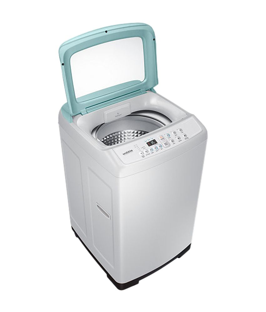 Largest Top Loading Washing Machine Samsung 6 Kg Wa60h4300hb Fully Automatic Top Load Washing Machine