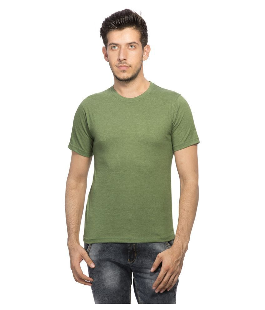 Clifton Green Round T Shirt