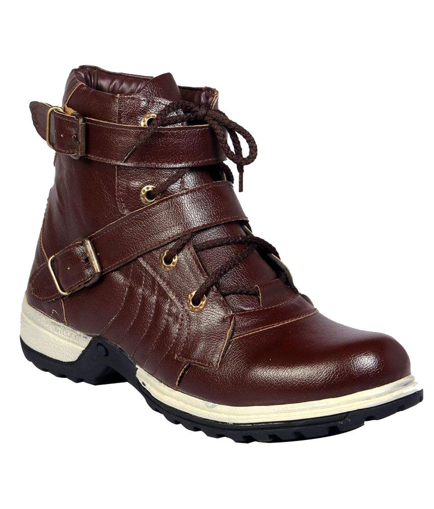 Molessi Brown Boots