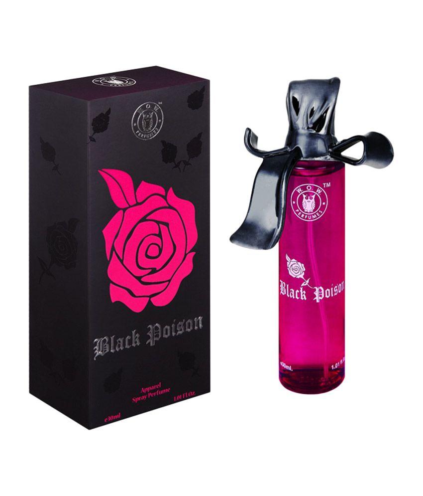 W.O.W. Perfumes Black Poison Spray for Women - 30 ml: Buy ...