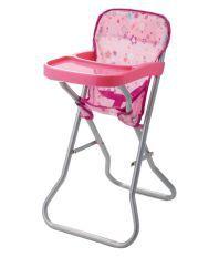 Trudi Pink High Chair