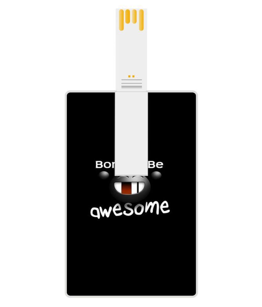 Topcolor 8 GB Pen Drives Black