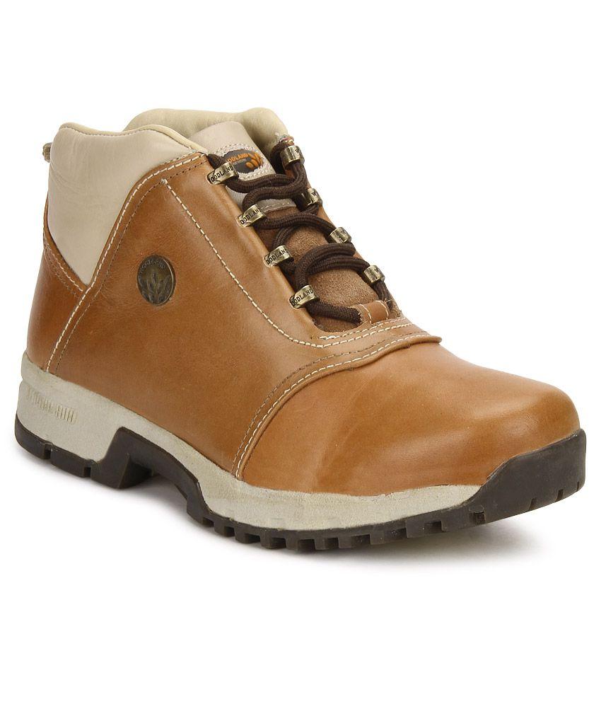 Woodland Tan Boots