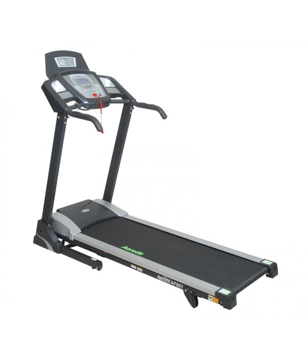 Aerofit Commercial Treadmill Price: Aerofit 2.5 HP Motorized Treadmill With Digital Concept