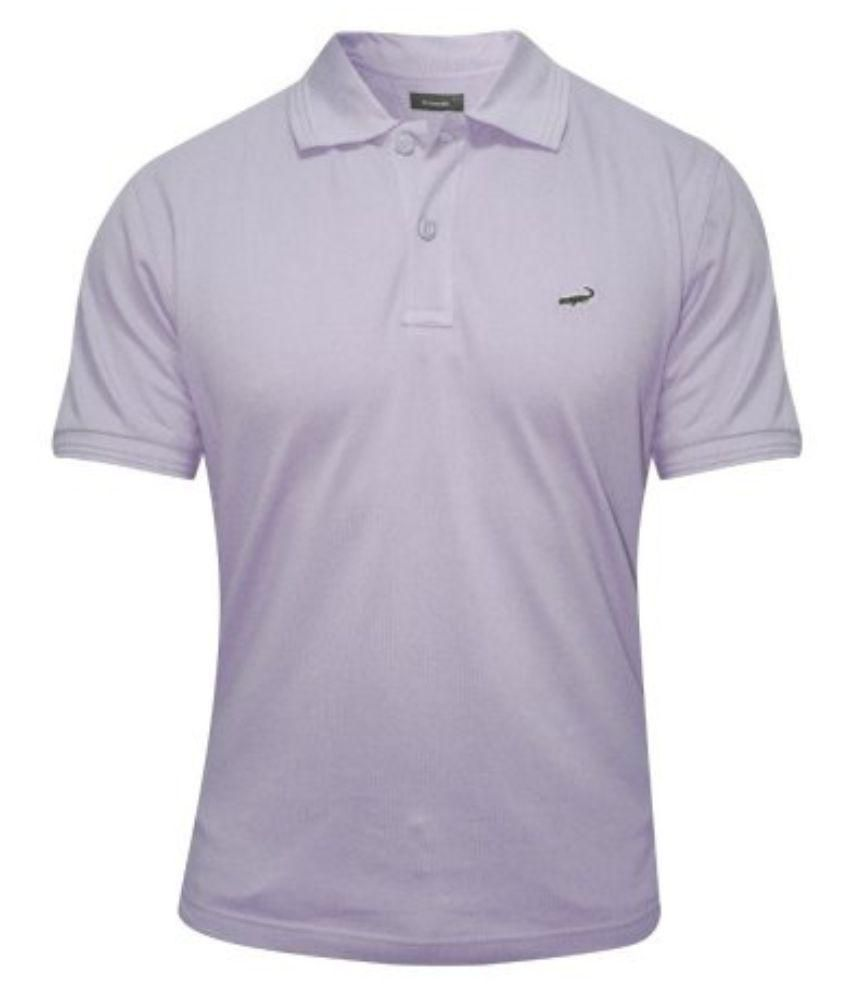 27dfaca2 Crocodile Purple Polo T Shirts - Buy Crocodile Purple Polo T Shirts Online  at Low Price - Snapdeal.com
