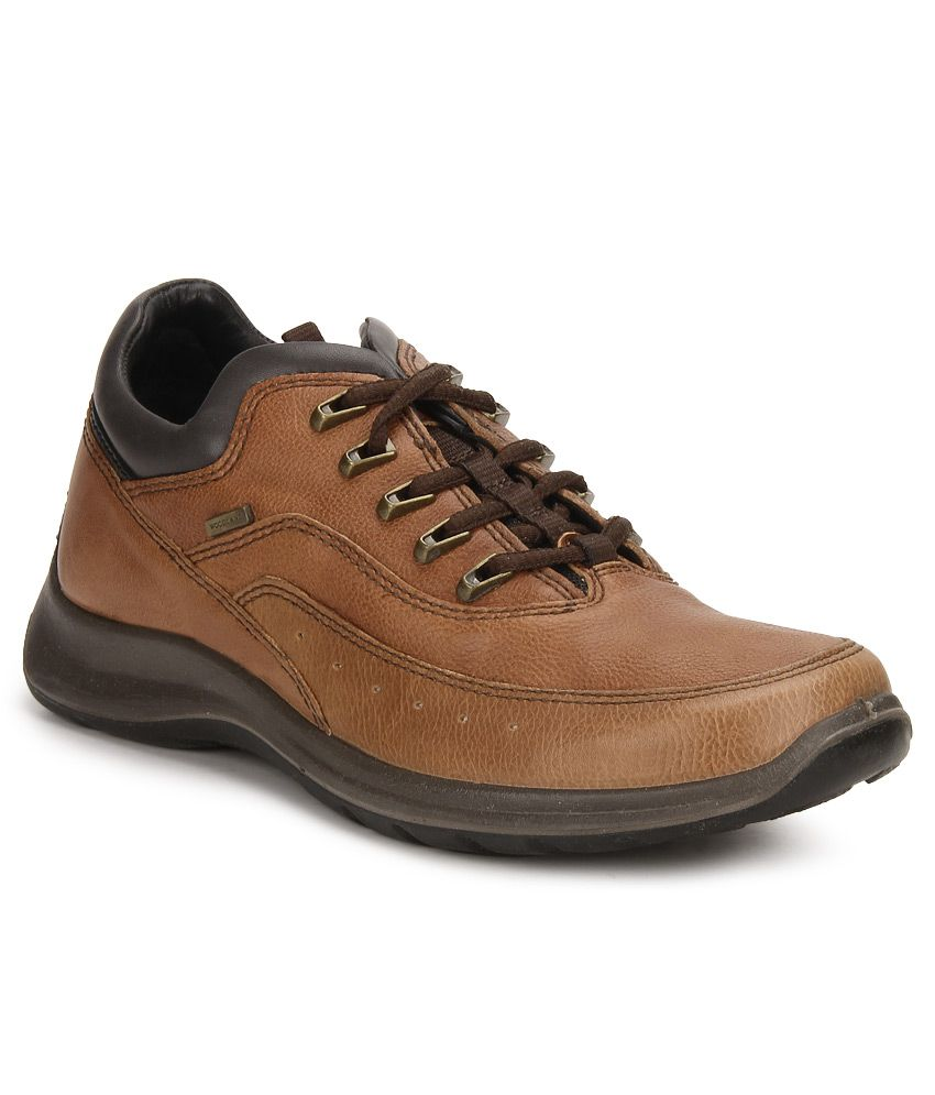 woodland brown outdoor casual shoes buy woodland brown
