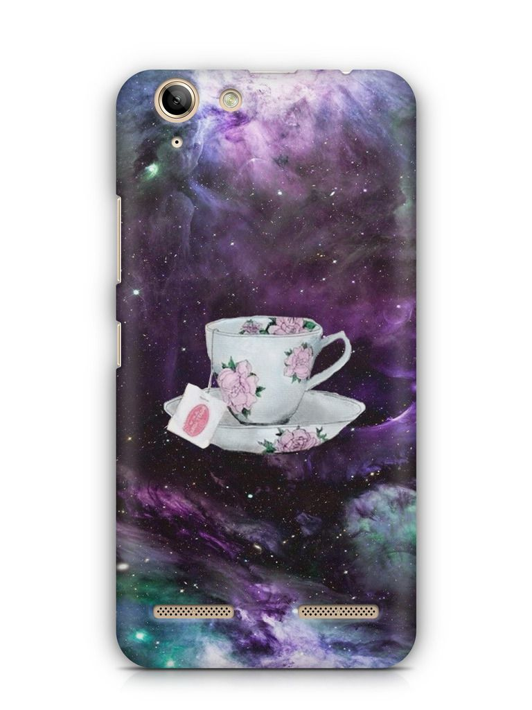 Cover Affair Evening Tea 3D Printed Back Cover Case for Lenovo Vibe K5 Plus
