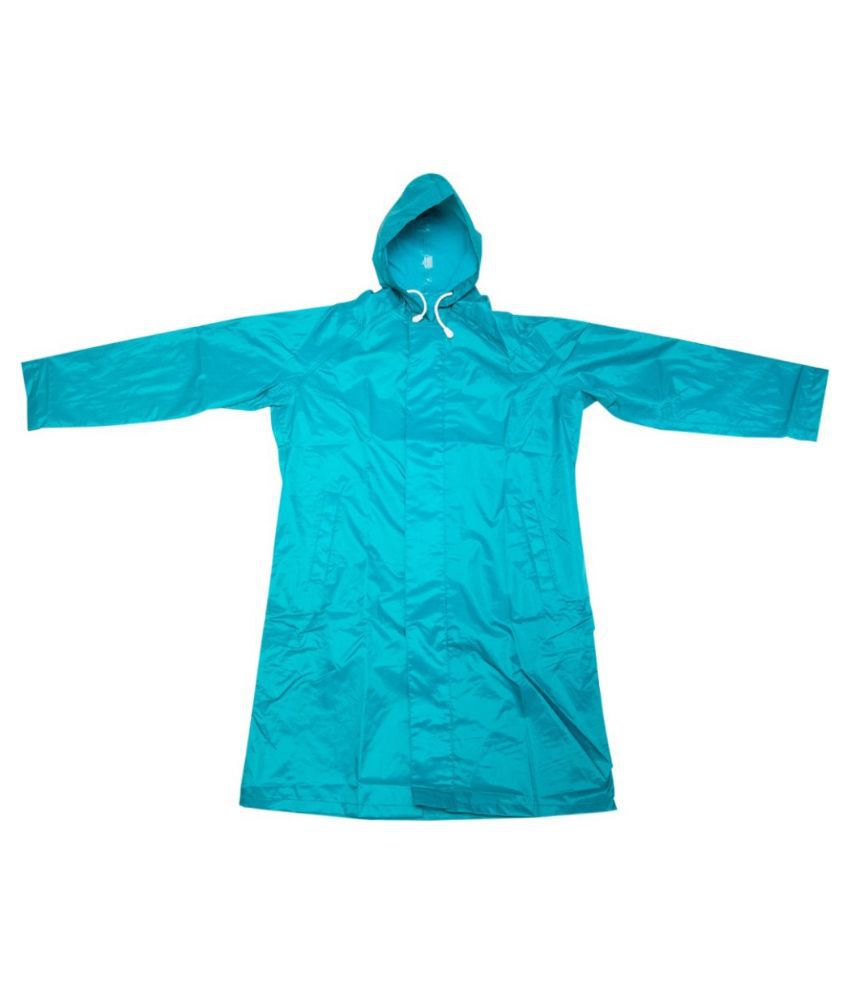 Inside Fashion Blue Rainwear
