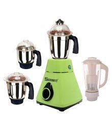 Sunmeet MG16-418 750 W 4 Jar Mixer Grinder