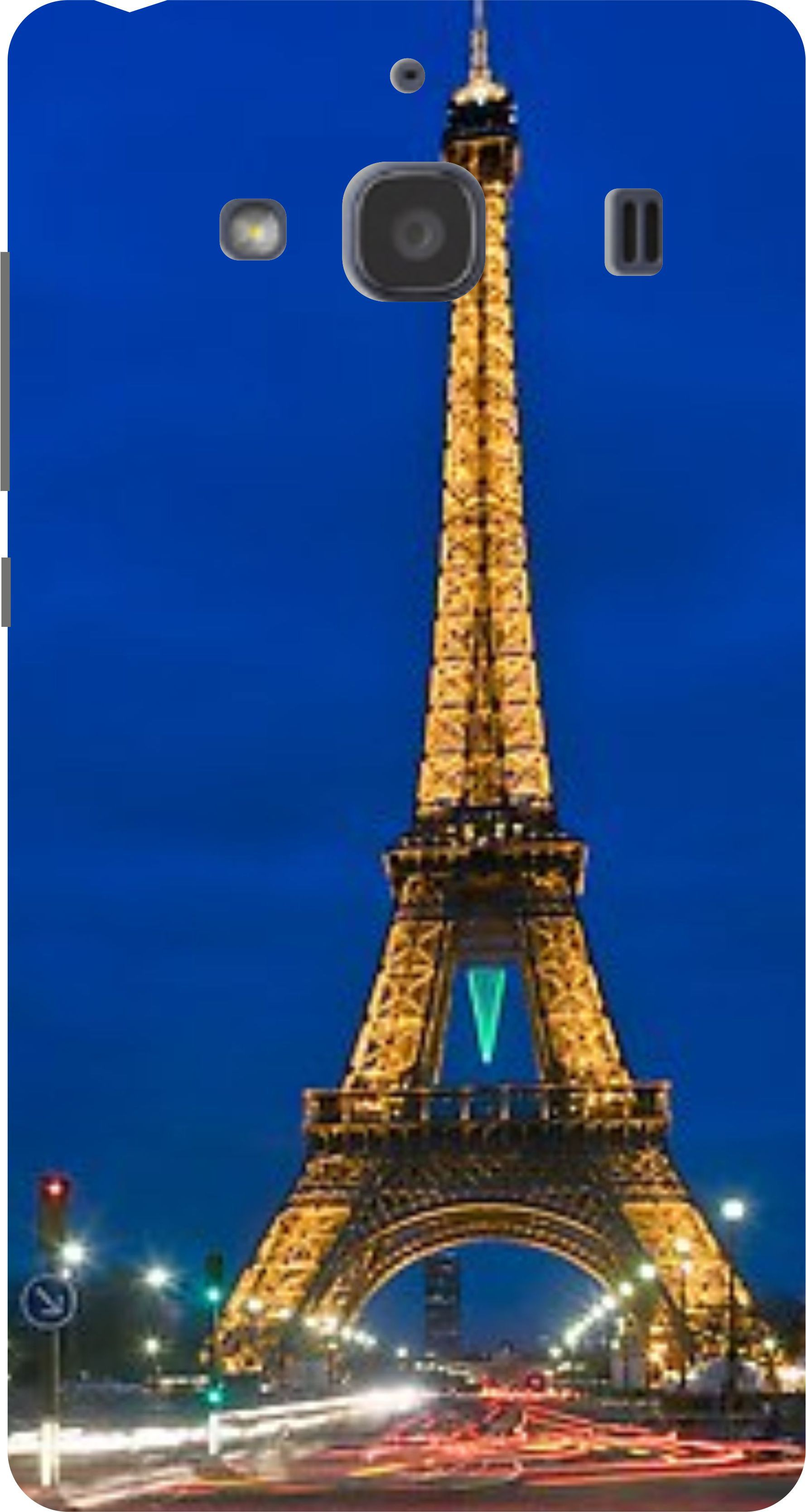 picture relating to Printable Pictures of the Eiffel Tower titled Abhm Print Eiffel Tower Released Again Deal with For Xiaomi Redmi 2 Leading