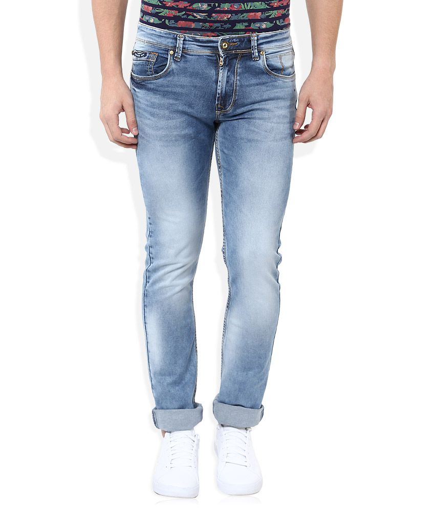 Lawman Pg3 Blue Slim Fit Jeans