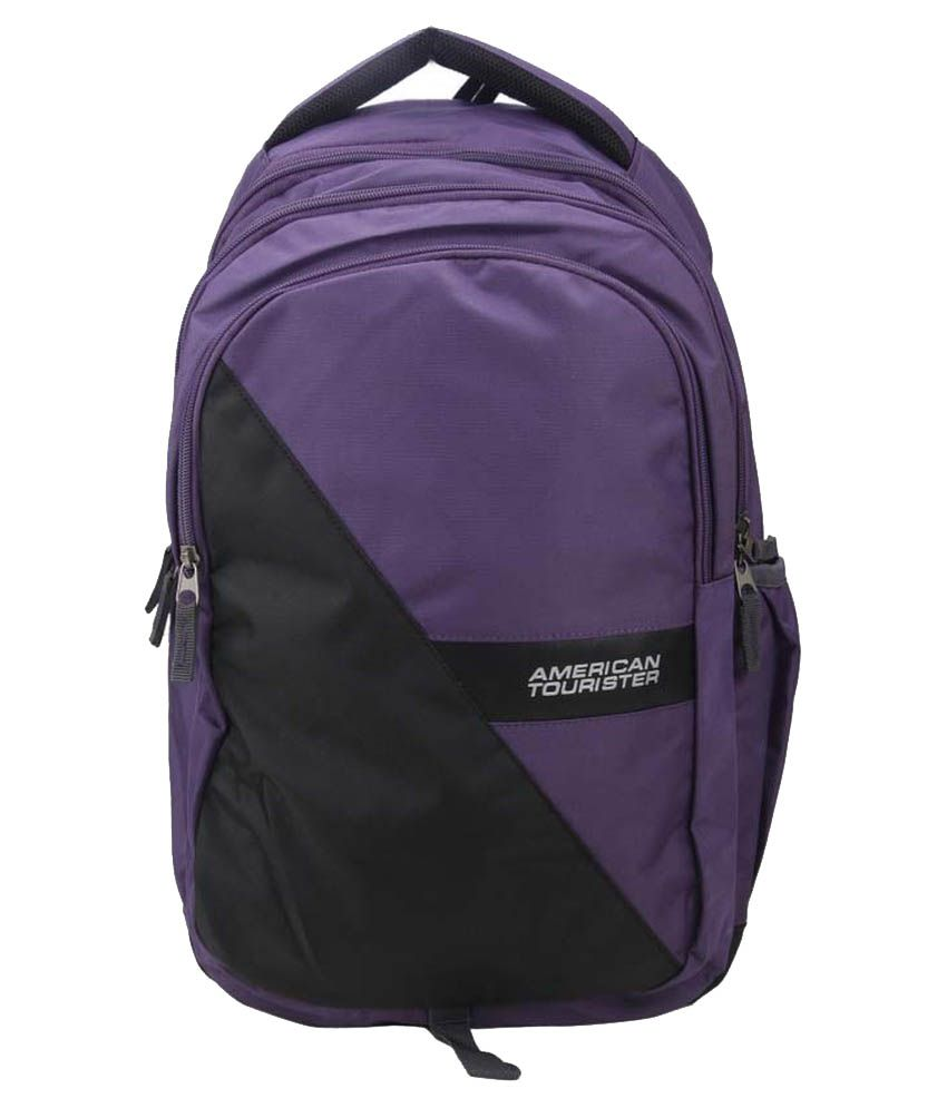 American Tourister 96W-0-91005 Purple 30 Polyester Casual ...