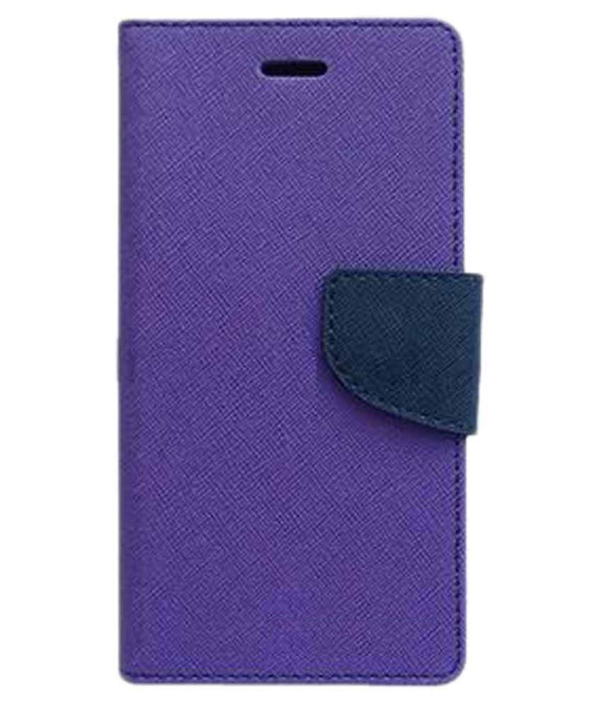 Doyen Creations Flip Cover For HTC M8