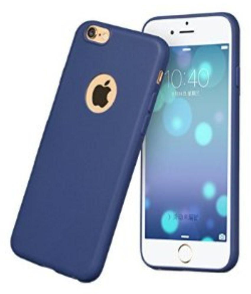 75f55e6c228 Ktc New Blue I Paky Back Cover For Apple I Phone5 5s Mobile Phone - Plain  Back Covers Online at Low Prices