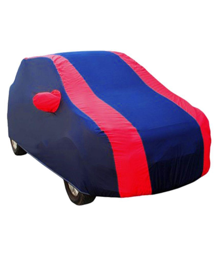 Alexus Multicolour Fibre  Car Body Cover