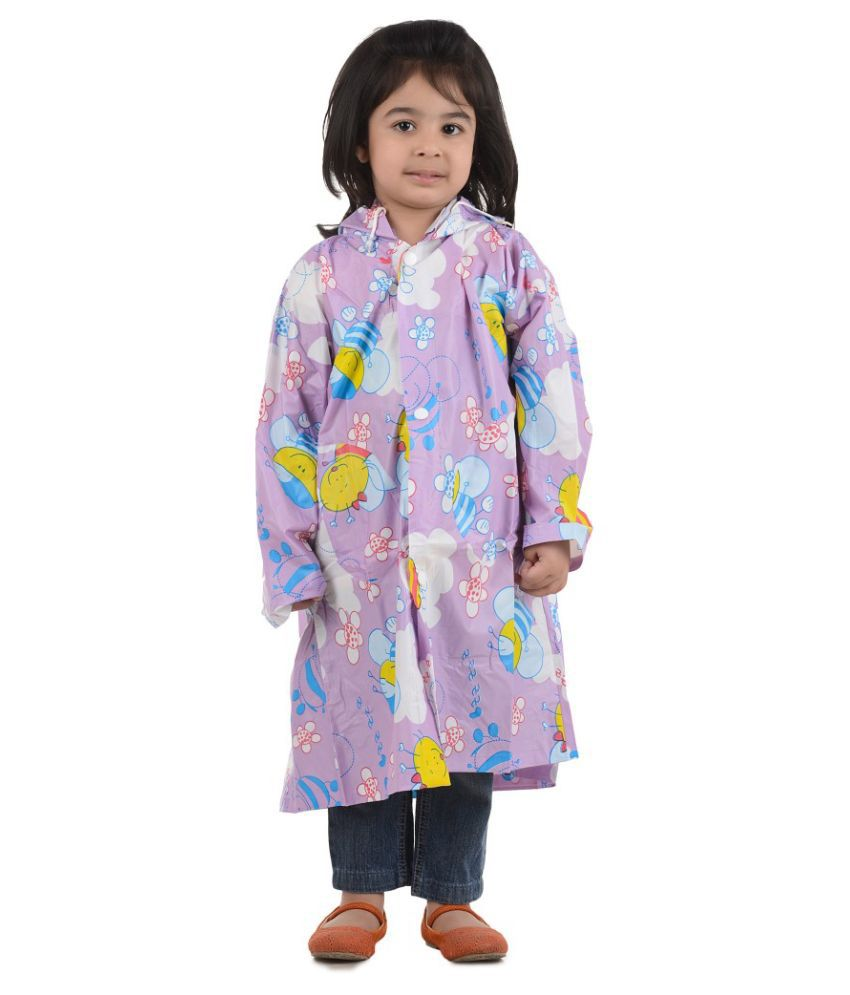 Exclusive Rainwear Jackets for Girls