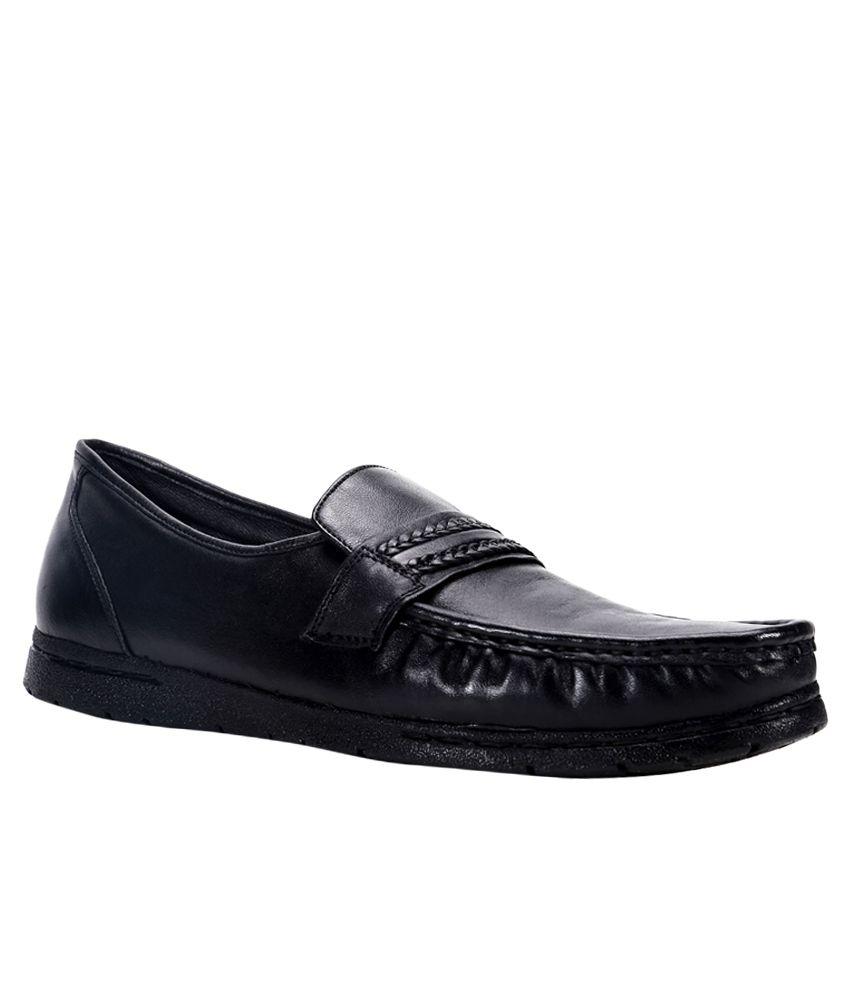 Buy Medifeet Black Formal Shoes