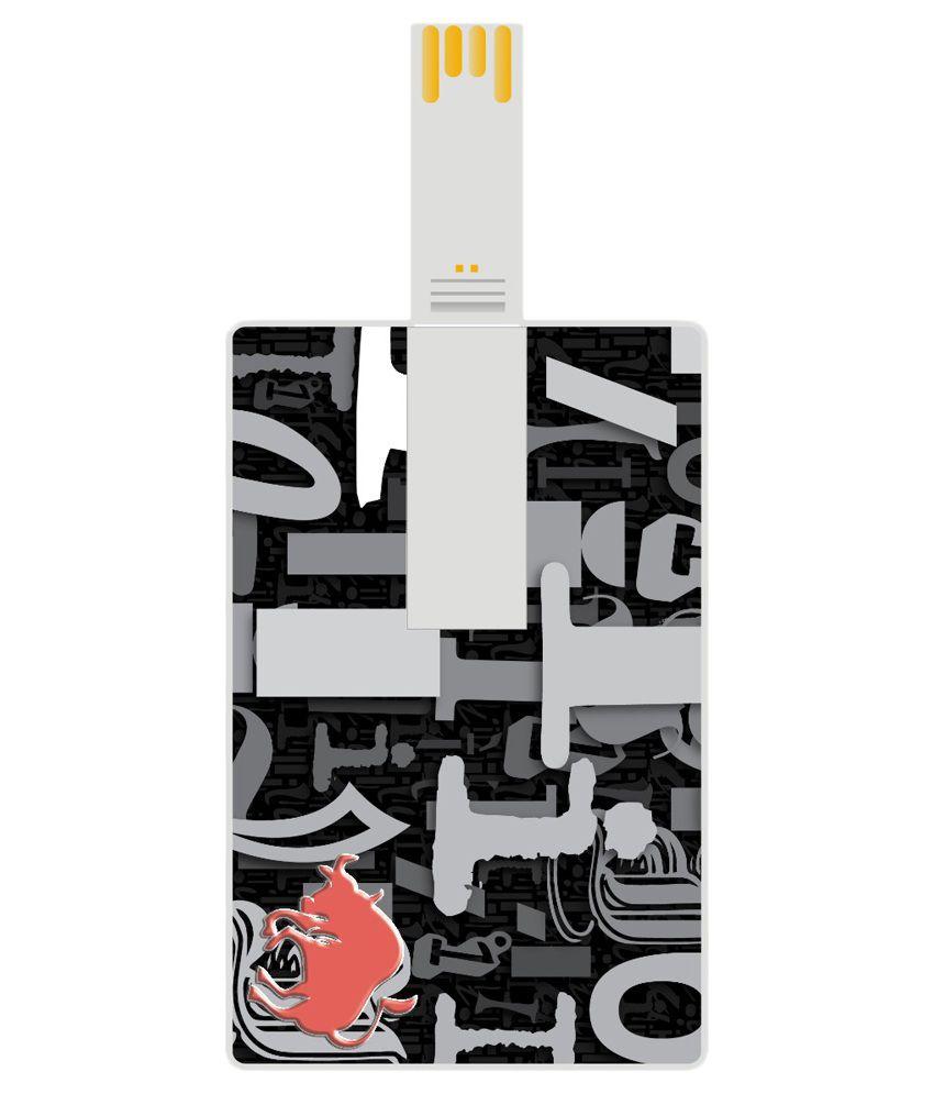 Topcolor PD1239 8 GB Pen Drives Black