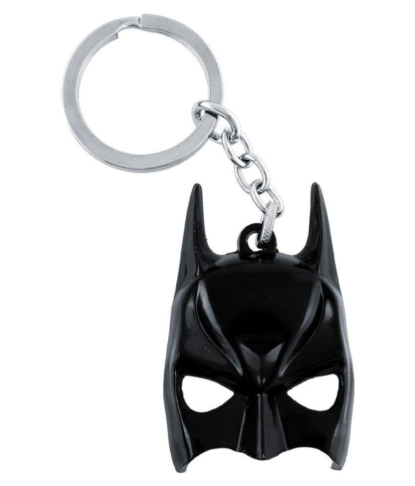 I-gadgets Batman Face Mask Metal Keychain
