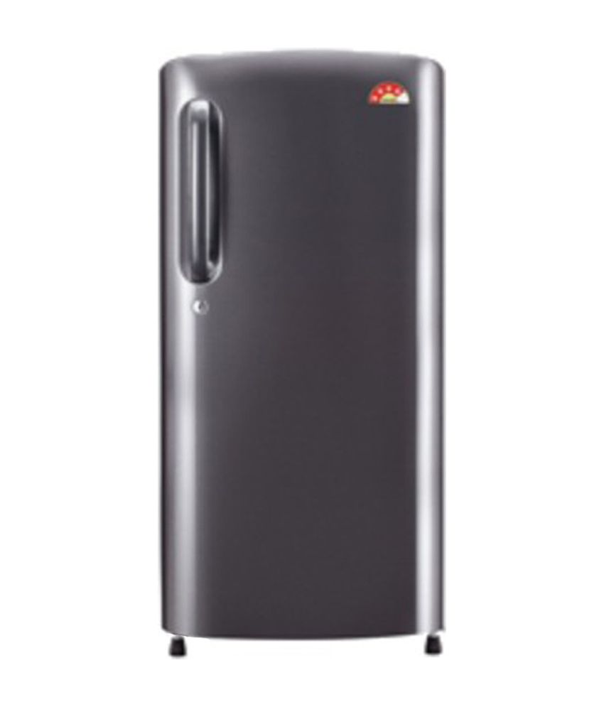 LG 190 Ltrs GL-B201ATNL Direct Cool Single Door Refrigerator Titanium