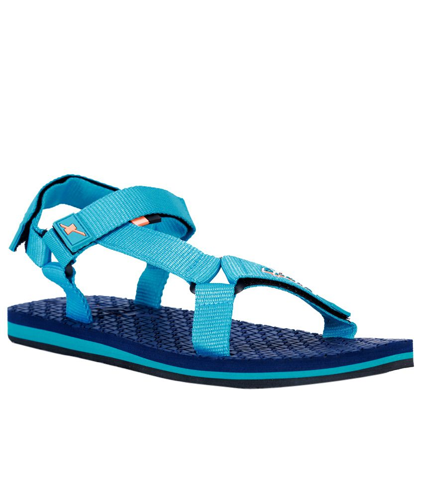 259a5eb73 Sparx Blue Floater Sandals available at SnapDeal for Rs.599