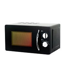 Haier 20 Ltr Solo Microwave Oven (Hil2001mbph)