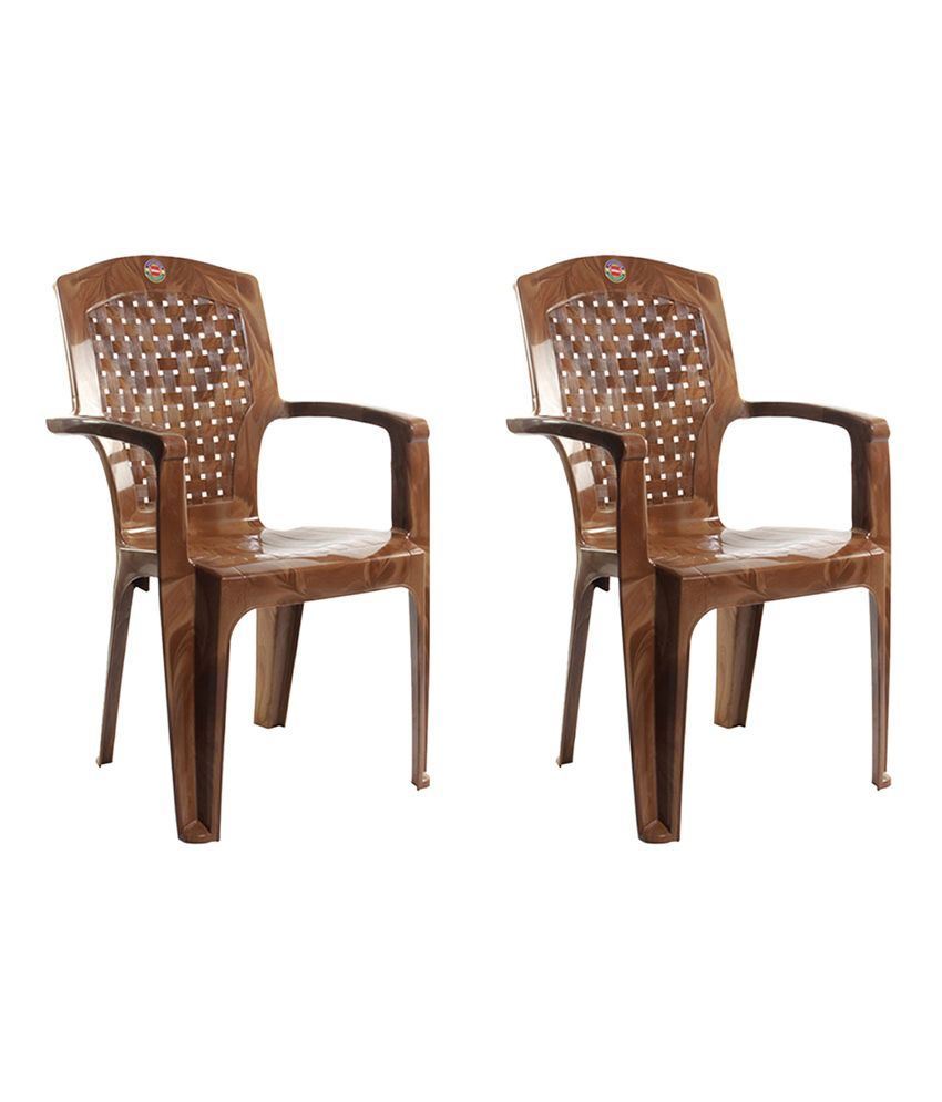 Cello Aristo Plastic Chair Set of