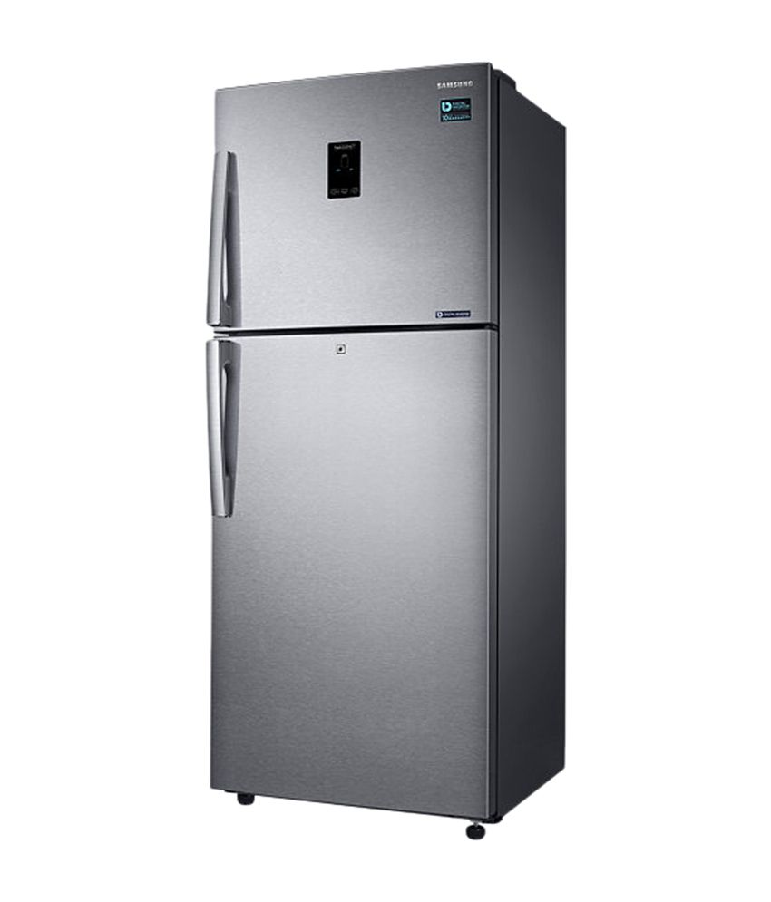 Samsung 362 RT39K5458SL Frost Free Double Door Refrigerator EZ Clean Steel