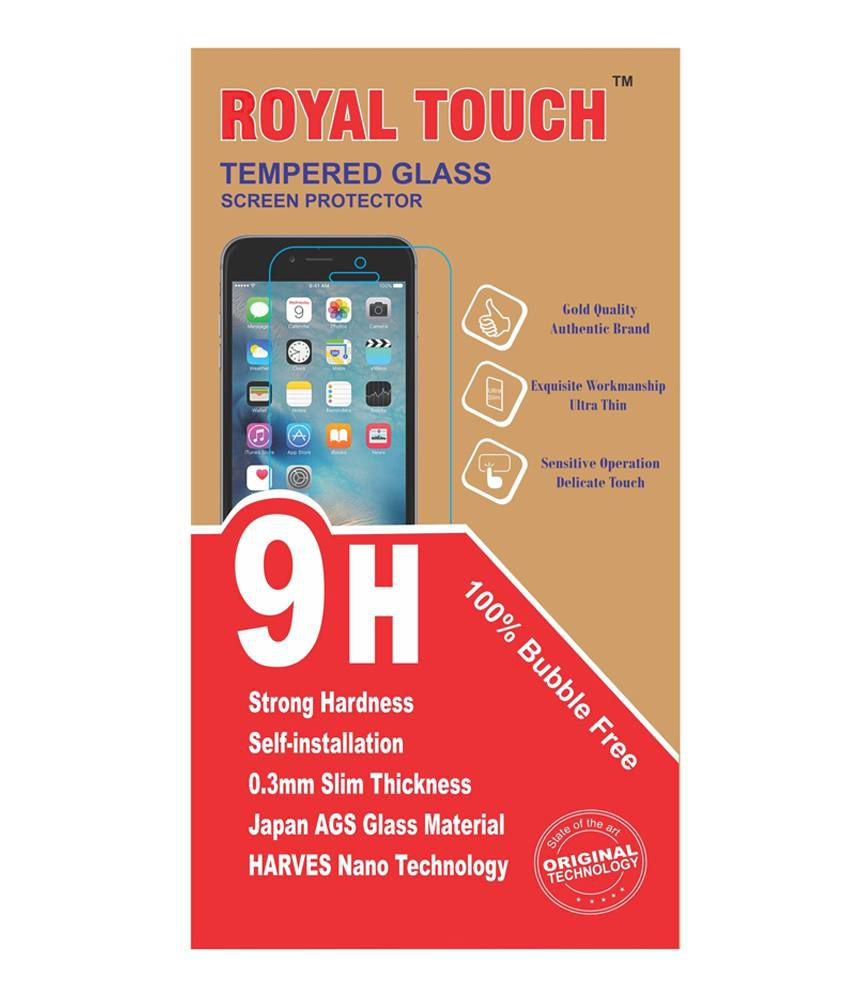 Apple Iphone 6 Tempered Glass Screen Guard by Royal Touch