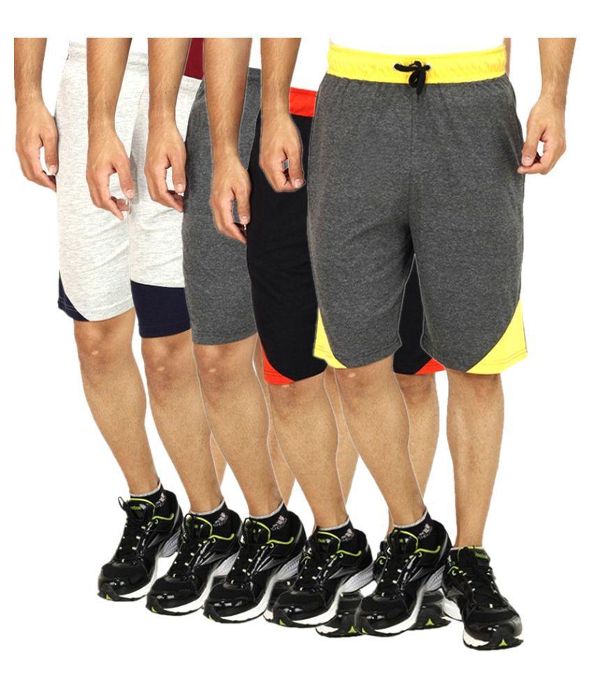 Christy World Multi Shorts