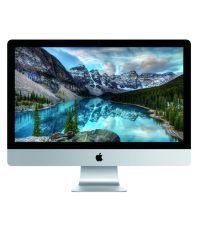 Apple MK472HN/A All In One Desktop ( Core i5 (5th Generation) - 8 GB 1 TB Mac OS 68.58 cm (27) Silver )