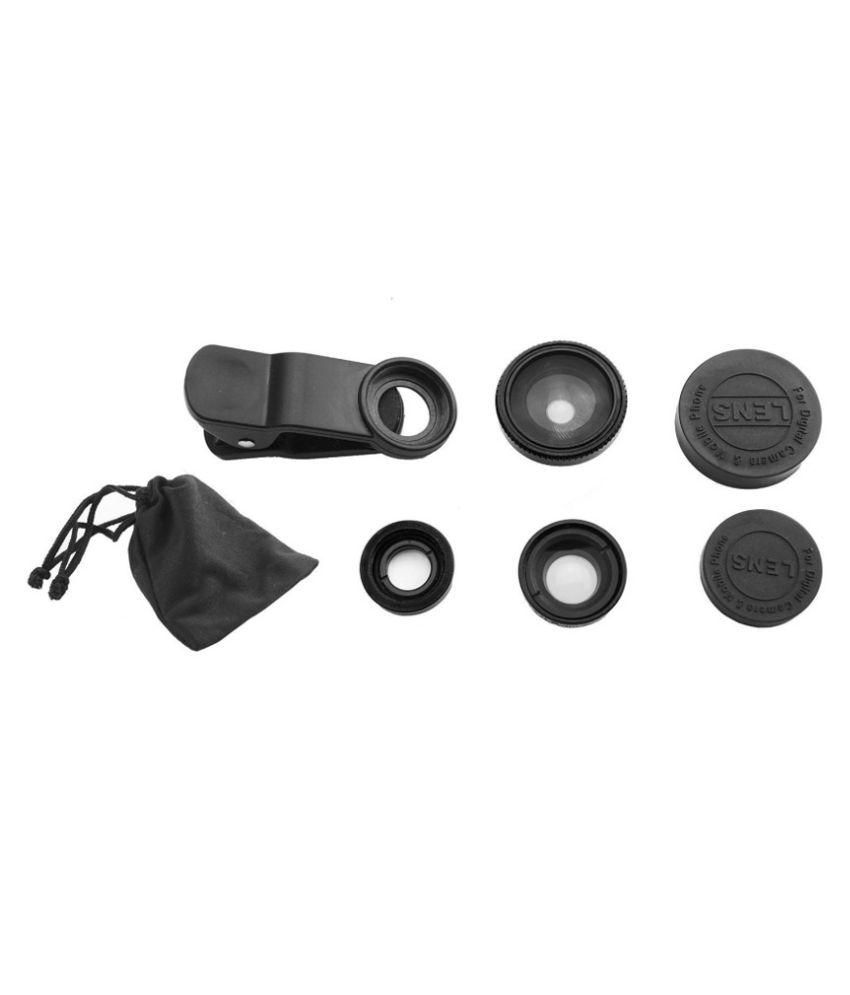 Persona Universal 3 in 1 Cell Phone Camera Lens Kit