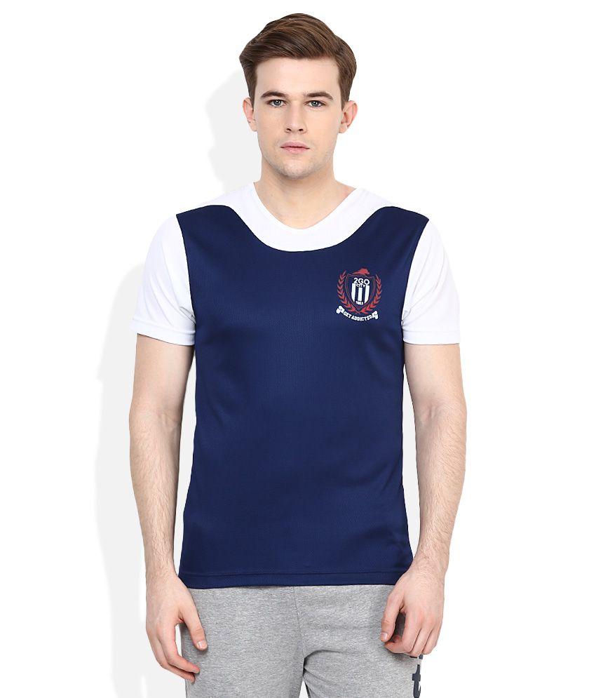 2Go Blue T-Shirt