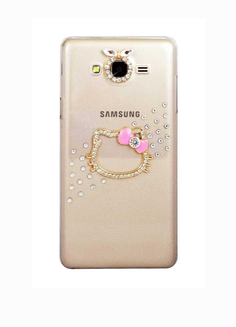 reputable site fa390 0e397 Samsung J5 (2016) Kitty Girls Fancy Designer Back Case