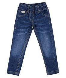Addyvero Blue Denim Jeans